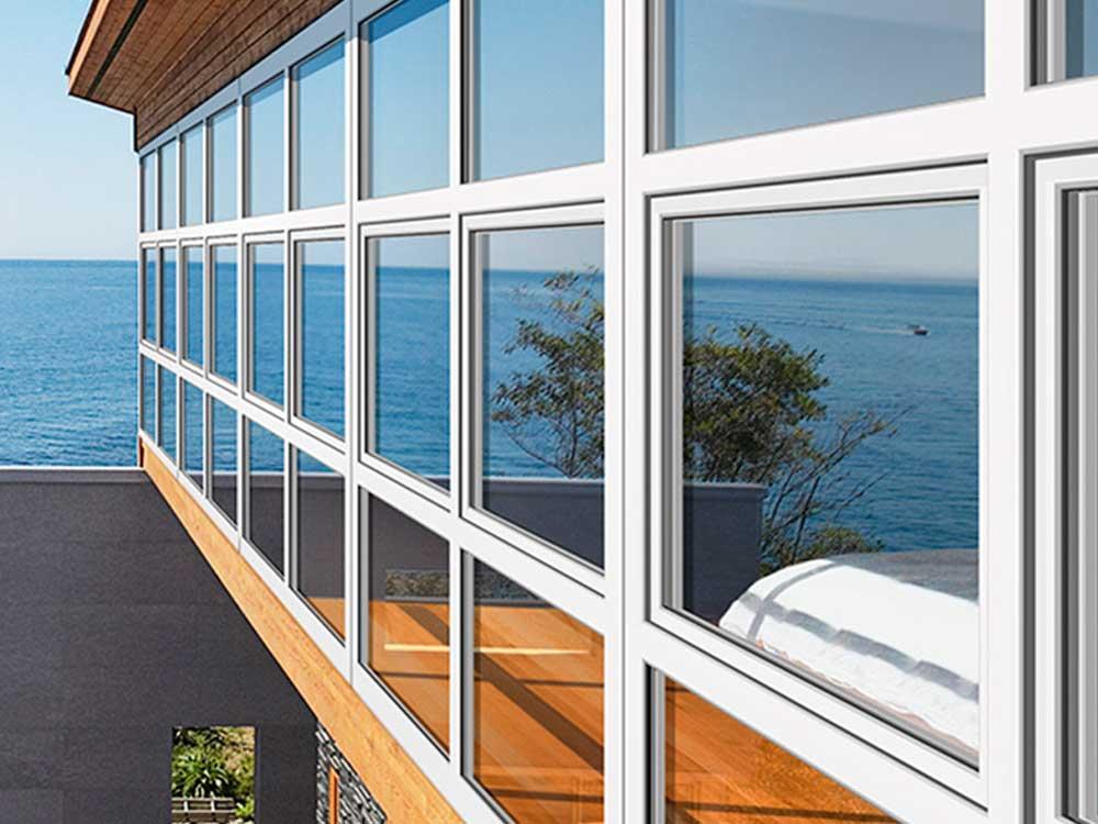 Ventanas aluminio pamplona ventanas gorriti for Ventana aluminio 120x120
