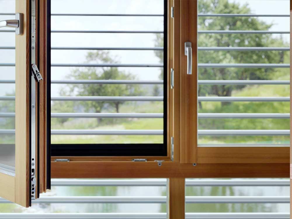 Ventanas aluminio madera pamplona ventanas gorriti for Ventana aluminio 120x120