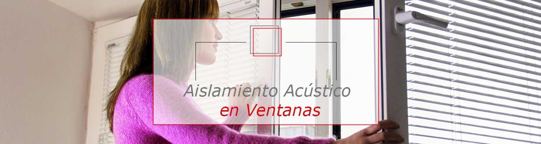 El mejor aislamiento ac stico para tus ventanas ventanas - Ventanas aislamiento acustico ...