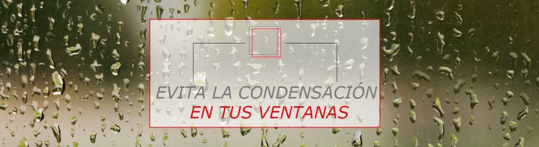 Cómo evitar la condensación en ventanas - Ventanas Pamplona