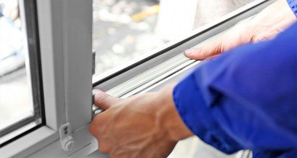 Cómo aislar ventanas