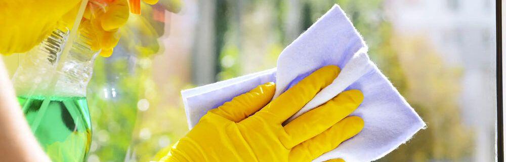 trucos caseros limpieza de ventanas