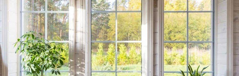 potenciar la luz natural con las ventanas